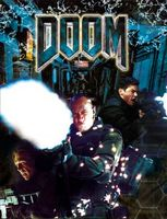 Doom movie poster (2005) picture MOV_430cb3a3