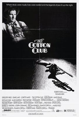 The Cotton Club movie poster (1984) poster MOV_430f98ec