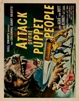 Attack of the Puppet People movie poster (1958) picture MOV_43106924