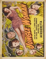 Jungle Woman movie poster (1944) picture MOV_4315999d