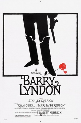 Barry Lyndon movie poster (1975) poster MOV_431c9f46