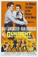 Gunfight at the O.K. Corral movie poster (1957) picture MOV_431fbe81