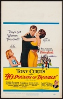 40 Pounds of Trouble movie poster (1962) picture MOV_f0f7e735