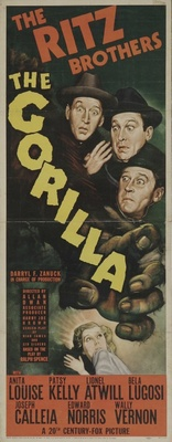 The Gorilla movie poster (1939) poster MOV_4325f343