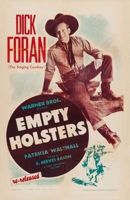Empty Holsters movie poster (1937) poster MOV_432da65c