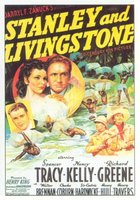 Stanley and Livingstone movie poster (1939) picture MOV_433552ef
