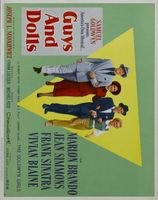 Guys and Dolls movie poster (1955) picture MOV_433678b8
