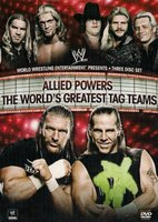 WWE: Allied Powers - The World's Greatest Tag Teams movie poster (2009) picture MOV_4339ae13