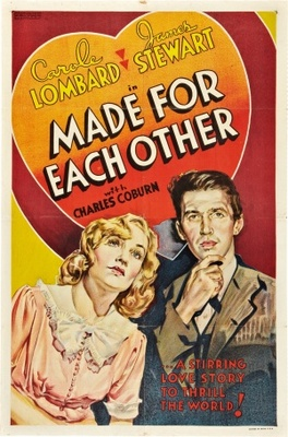 Made for Each Other movie poster (1939) poster MOV_4339c4b4