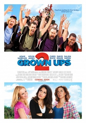 Grown Ups 2 movie poster (2013) poster MOV_433dfd5e