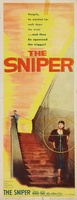 The Sniper movie poster (1952) picture MOV_43450b53