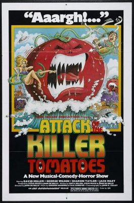Attack of the Killer Tomatoes! movie poster (1978) poster MOV_434643f5