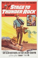 Stage to Thunder Rock movie poster (1964) picture MOV_434684cb
