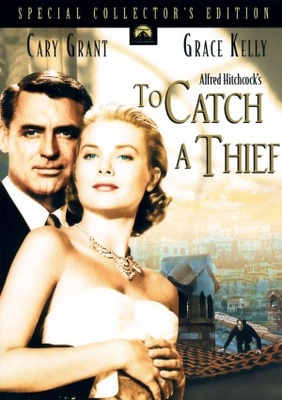 To Catch a Thief movie poster (1955) poster MOV_434c2a03