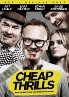 Cheap Thrills movie poster (2013) picture MOV_434c3f9a