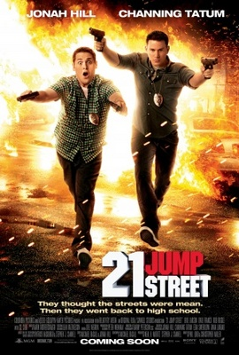 21 Jump Street movie poster (2012) poster MOV_434e0676