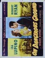 On Dangerous Ground movie poster (1952) picture MOV_434f33c0