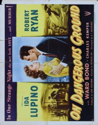 On Dangerous Ground movie poster (1952) poster MOV_434f33c0