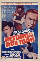 Return of the Ape Man movie poster (1944) picture MOV_434f36ac