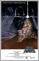 Star Wars movie poster (1977) picture MOV_434fa6d0