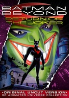 Batman Beyond: Return of the Joker movie poster (2000) picture MOV_43515027