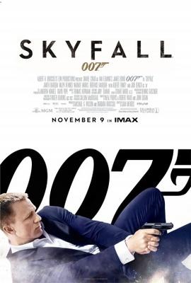 Skyfall movie poster (2012) poster MOV_43566542