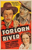 Forlorn River movie poster (1937) picture MOV_4363a432