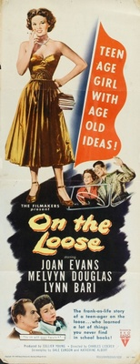 On the Loose movie poster (1951) poster MOV_436648d2