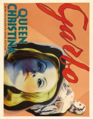 Queen Christina movie poster (1933) poster MOV_4367533c