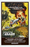 Checkered Flag or Crash movie poster (1977) picture MOV_4367f8df