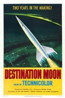 Destination Moon movie poster (1950) picture MOV_43695a05