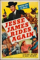 Jesse James Rides Again movie poster (1947) picture MOV_436da565