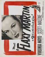 Flaxy Martin movie poster (1949) picture MOV_437177f5