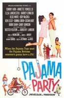 Pajama Party movie poster (1964) picture MOV_43742430