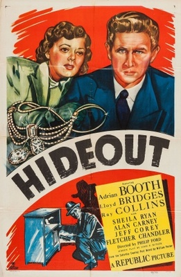 Hideout movie poster (1949) poster MOV_43749807