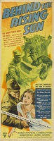 Behind the Rising Sun movie poster (1943) picture MOV_437b5e8f