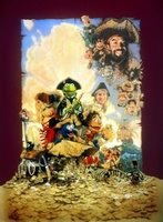 Muppet Treasure Island movie poster (1996) picture MOV_437e6770