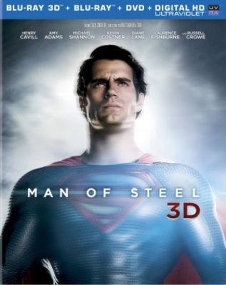 Man of Steel movie poster (2013) poster MOV_437f38e3