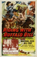 Riding with Buffalo Bill movie poster (1954) picture MOV_437f487a