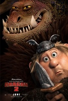How to Train Your Dragon 2 movie poster (2014) picture MOV_4385c6fb
