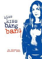 Kiss Kiss Bang Bang movie poster (2005) picture MOV_4386b357