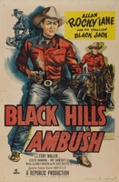 Black Hills Ambush movie poster (1952) picture MOV_43893f16