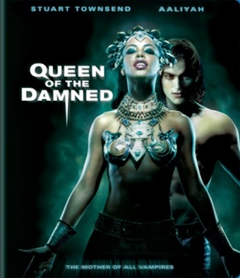Queen Of The Damned movie poster (2002) poster MOV_4390b539