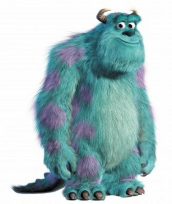 Monsters Inc movie poster (2001) poster MOV_439124f3