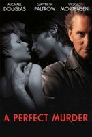 A Perfect Murder movie poster (1998) picture MOV_4393553b