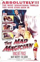 The Mad Magician movie poster (1954) picture MOV_4394d618