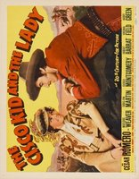 The Cisco Kid and the Lady movie poster (1939) picture MOV_439555cc