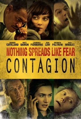 Contagion movie poster (2011) poster MOV_439c7f0b