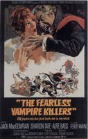 The Fearless Vampire Killers movie poster (1967) picture MOV_43a28539