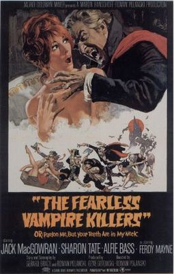 The Fearless Vampire Killers movie poster (1967) poster MOV_43a28539